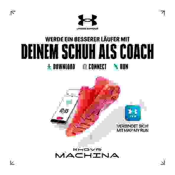 UA HOVR Machina Coaching