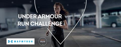 Under Armour Run Challenge