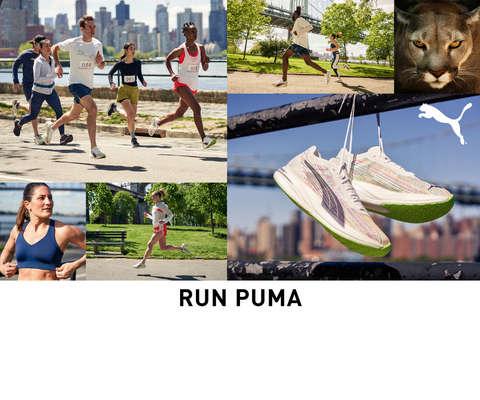 Entdecke PUMA Running
