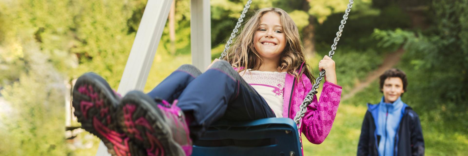 Entdecke das großer Kinder Outdoorsortiment