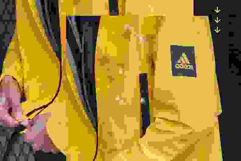adidas MYSHELTER Regenjacke Atmungsaktiv