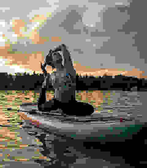 Sportfotografie beim Wassersport