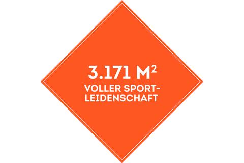 SportScheck Berlin-Steglitz auf über 3000 Quadratmeter