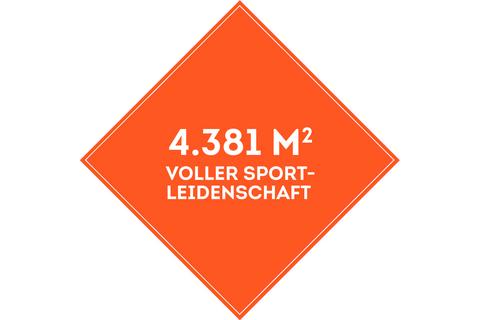 SportScheck Bonn auf über 4000 Quadratmeter