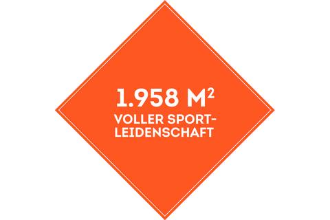 SportScheck Braunschweig auf knapp 2000 Quadratmeter