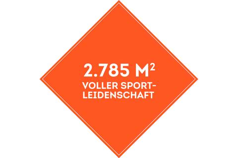 SportScheck Bremen auf über 2500 Quadratmeter
