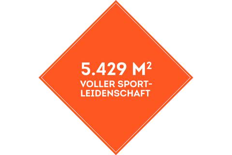 SportScheck Dortmund auf über 5000 Quadratmeter