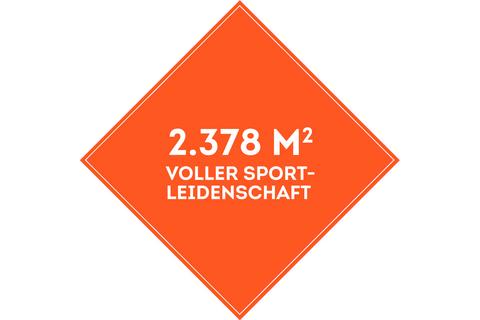SportScheck Göttingen auf über 2300 Quadratmeter
