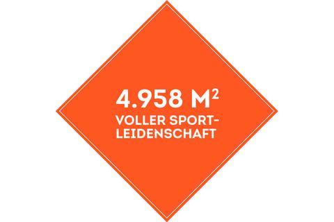SportScheck Hannover-Mitte auf knapp 5000 Quadratmeter