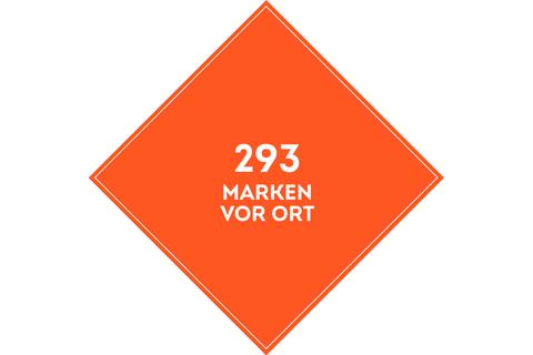 Knapp 300 Top Marken bei SportScheck Wildau
