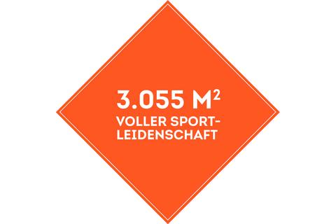SportScheck Dresden Centrum-Galerie auf über 3000 Quadratmeter