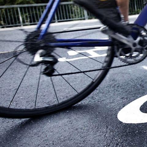 E-Book Fahrradsicherheit im urbanen Raum