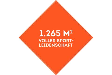 SportScheck Konstanz auf über 1000 Quadratmeter
