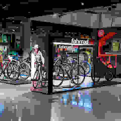 Fahrrad.de bei SportScheck