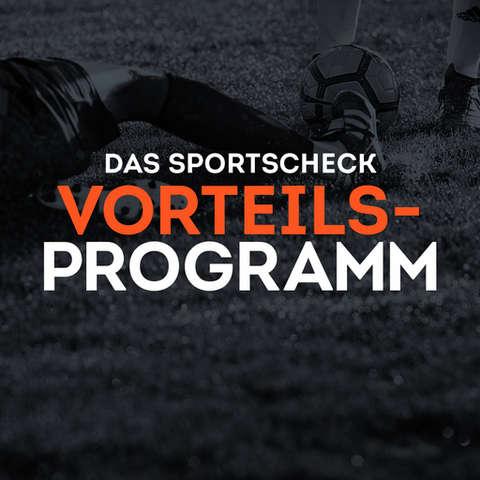Das SportScheck Vorteilsprogramm