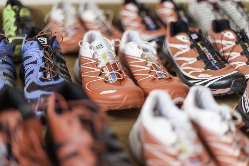 Salomon Ultra Pro Trailrunning Schuhe Damen cashmere blue bluestone dabarry im Online Shop von SportScheck kaufen