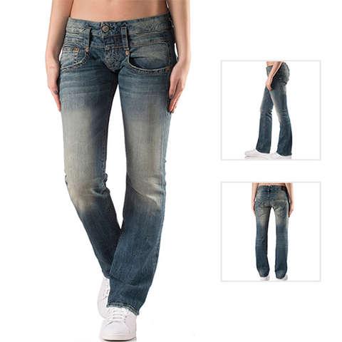 Was jeans drunter ohne Unten ohne/nichts